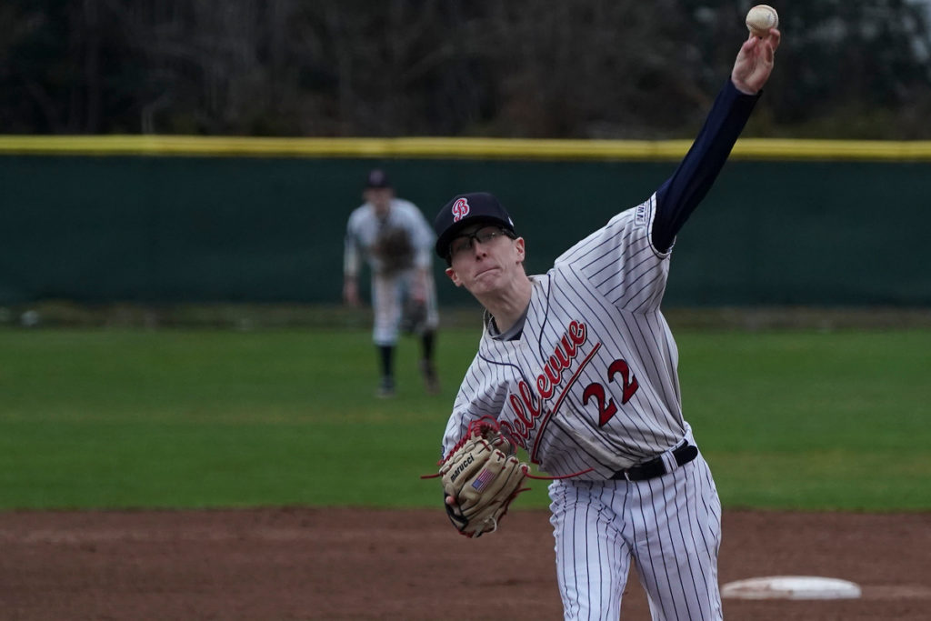 Pitcher Nick Miller