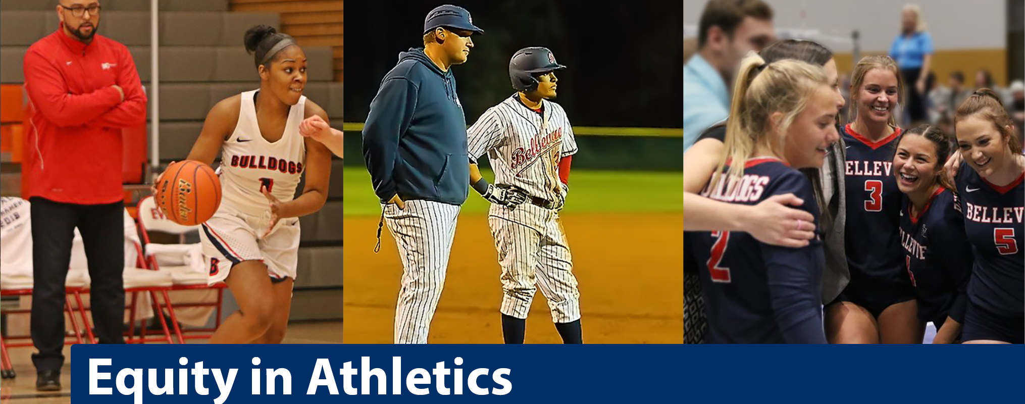 Equity in Athletics banner image