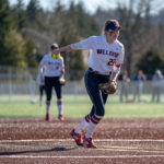Softball Sweeps Pierce