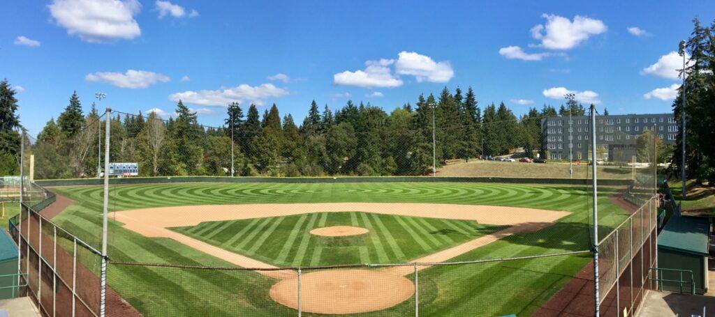 Courter Baseball Field :: Athletics Department