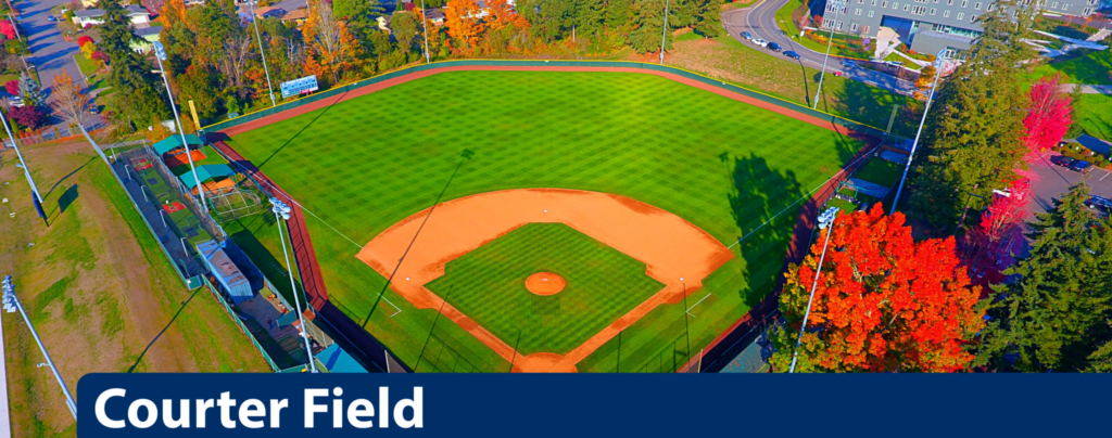 Courter Field banner image