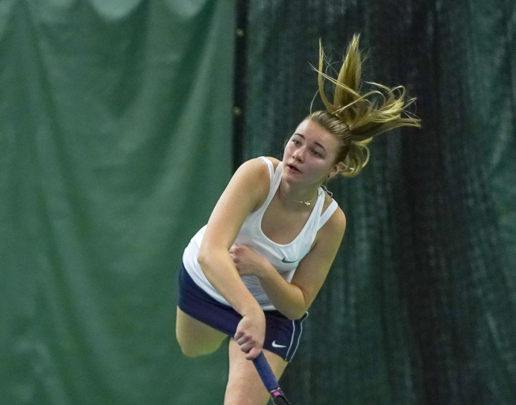 Sofia Panchuk women's tennis