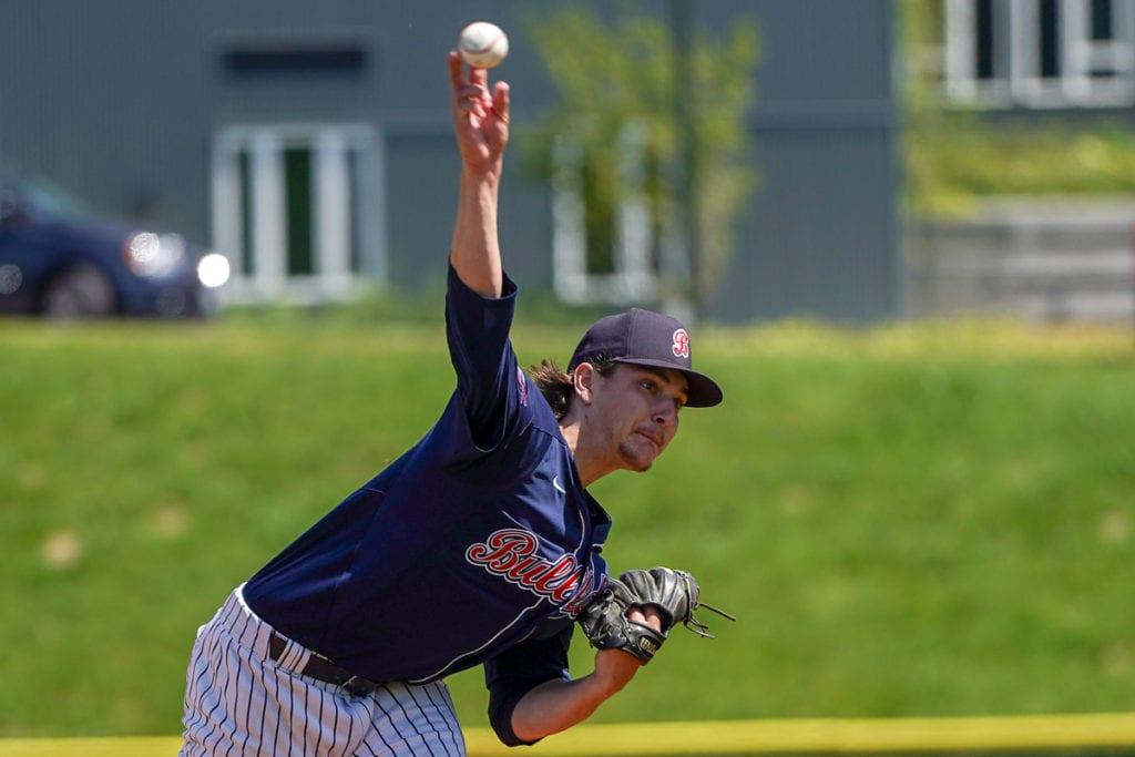 Eric Anderson 2019 BC Baseball