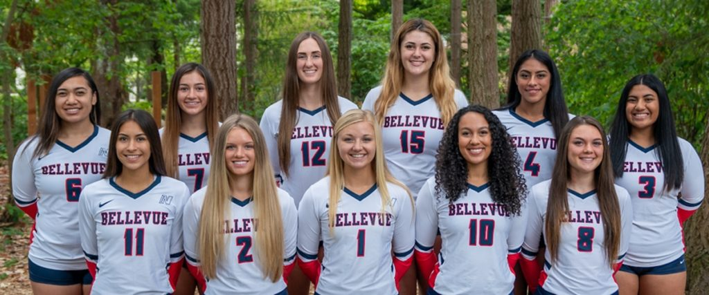 2019 BC Vollyball - players names in caption