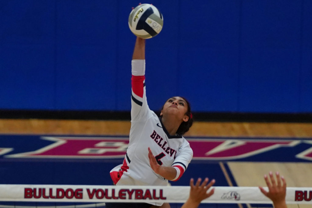 Volleyball Tops Shoreline
