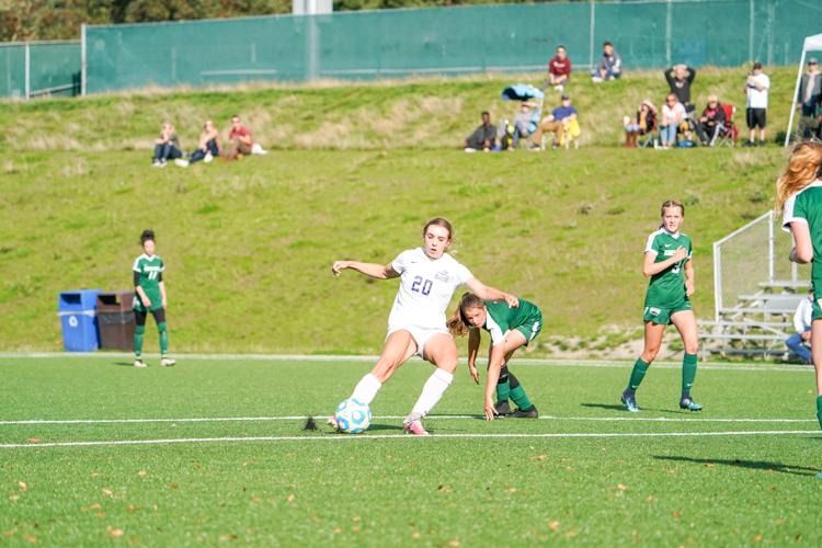 Lauren Landis BC women's soccer