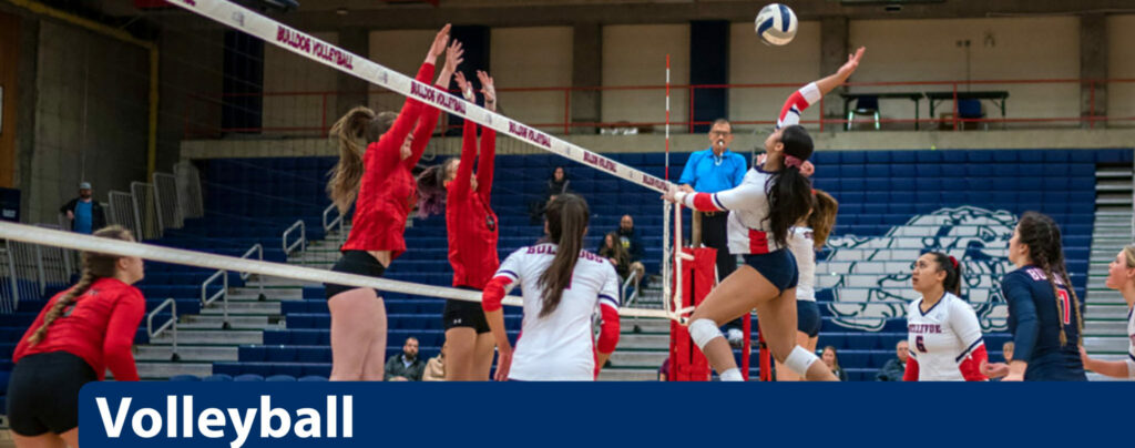 Volleyball Landing page featured image