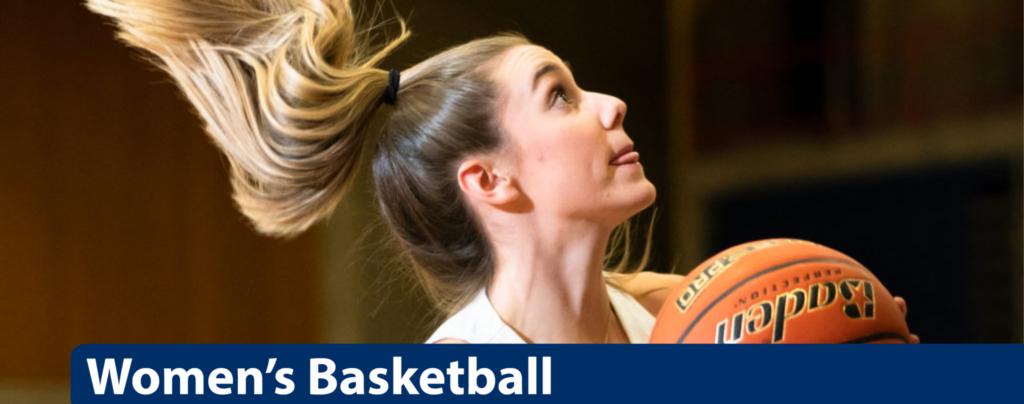 Women's Basketball landing page
