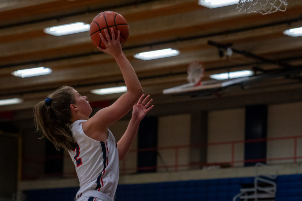 Rokki Brown BC women's basketball