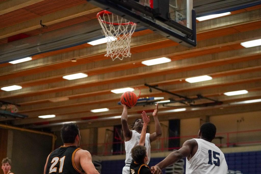 Gerald Hood BC Men's Basketball