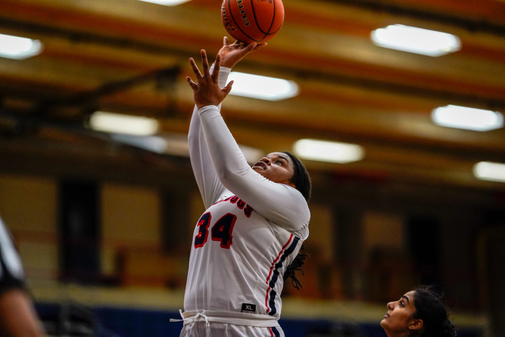 Amanda Luckett BC women's basketball