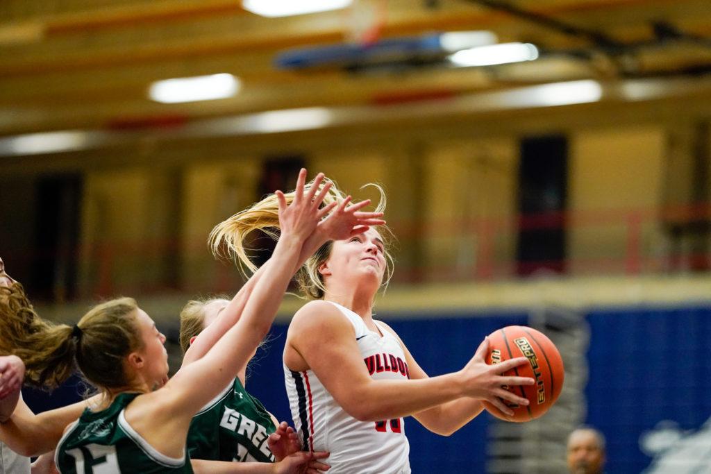 Makenna Faulkner BC women's basketball