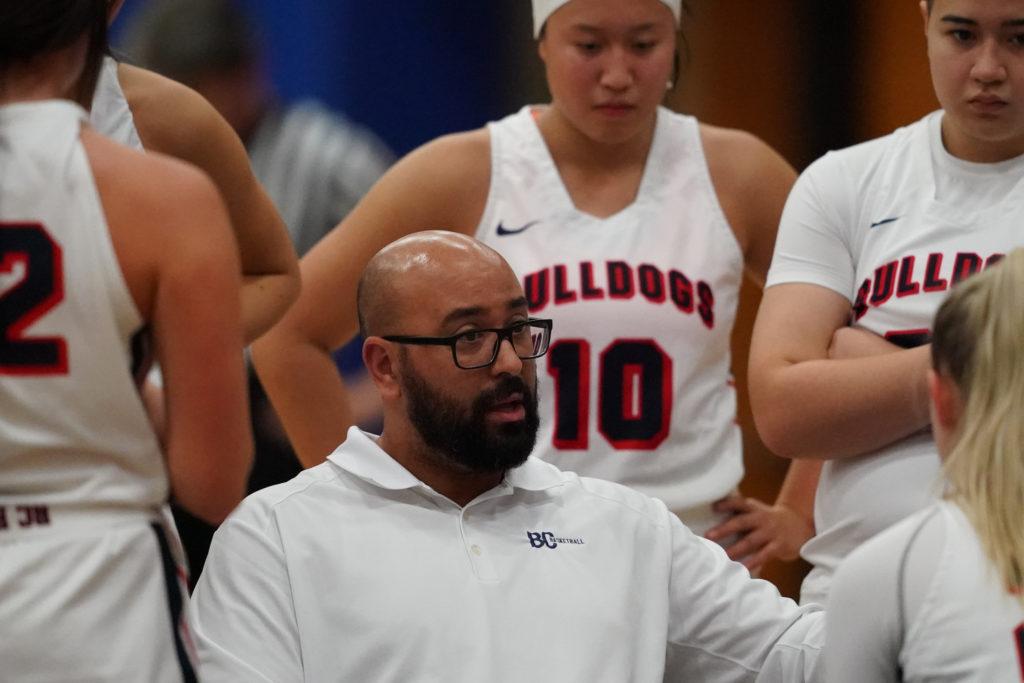 Mel Stubblefield, BC Women's Basketball Coach