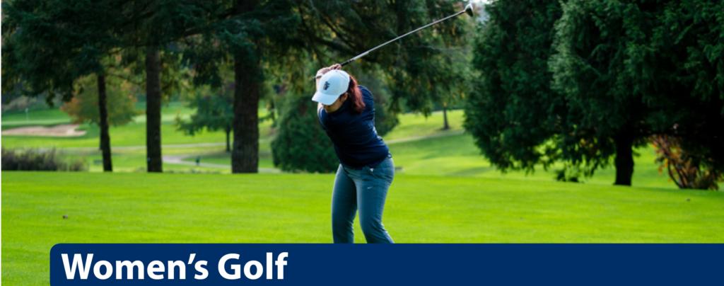 Women's Golf Program home page
