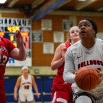 Bellevue Women Earn All-Region Basketball Honors