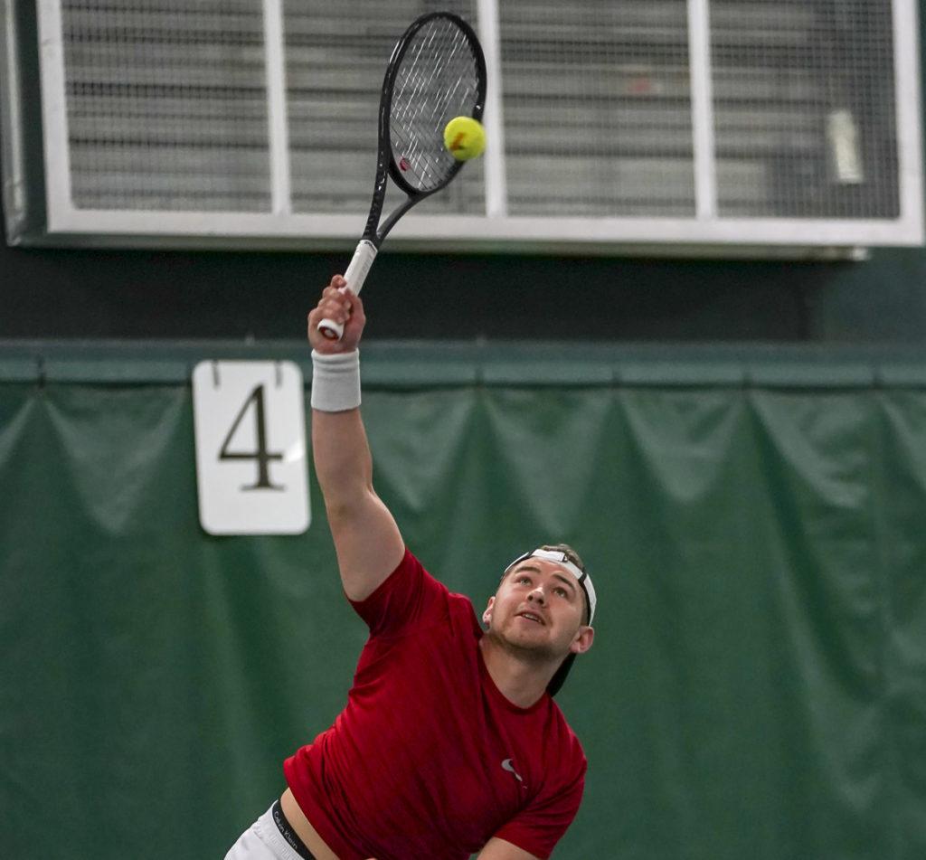 Nick Berni men's tennis