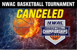 NWAC Basketball Tournament has been Canceled