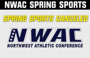 NWAC Spring Sports Canceled