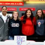 Clarkston Bantam Jalena Henry signs with Bellevue College