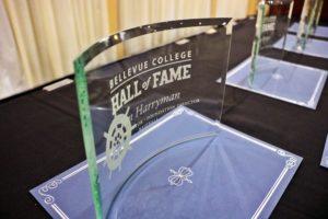 Jim Harryman Hall of Fame plaque