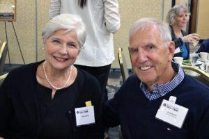 Diane and Ernie Woods