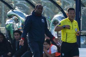 Richard Romain Dika Women's Soccer Coach