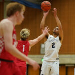 Men's Basketball Fall at Peninsula