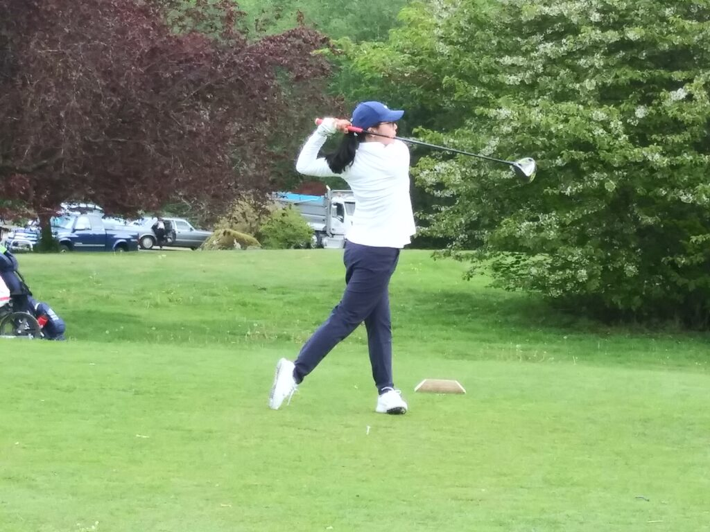 BC women's golf