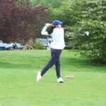 Sarah Lawrence Earns Medalist Honors at Opening Tourney For BC Golf