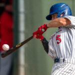 Baseball Splits Season Ending Series With Olympic
