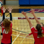 Meg Perry Earns National Honor for Volleyball