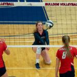 Volleyball Tops Shoreline