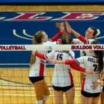 Tukan Leads BC Volleyball Over Everett