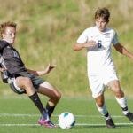 Men's Soccer Beats Highline in Final Minute
