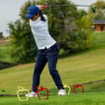 Lawrence Goes Low at NWAC Invitational