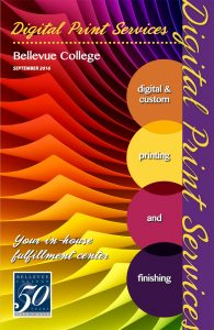 Printing Services Pricing Guide Cover