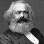 a photo of Karl Marx