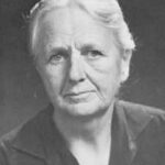 Photo of Post Keynesian Economist Joan Robinson