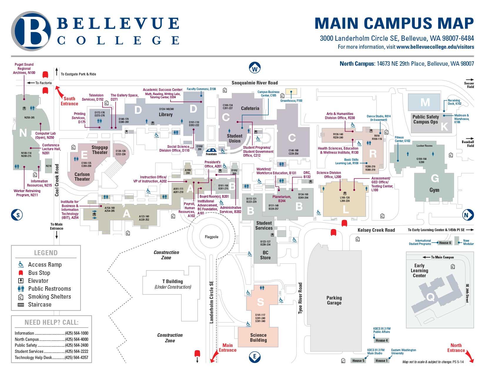 Wartburg College Campus Map.Ctc Campus Map Bikini Atoll Map Cwru Campus Map