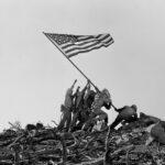 picture of iwo jima memorial