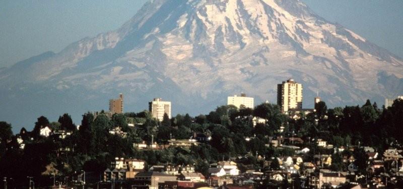 Picture of Mount Rainier