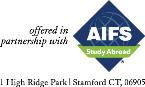 Image of AIFS Study Abroad logo