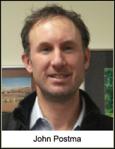 headshot of John Postma