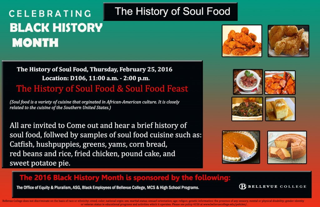 History of Soul Food