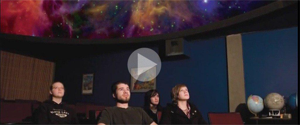 BC's Willard Geer Planetarium
