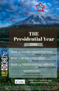 Presidential Year poster