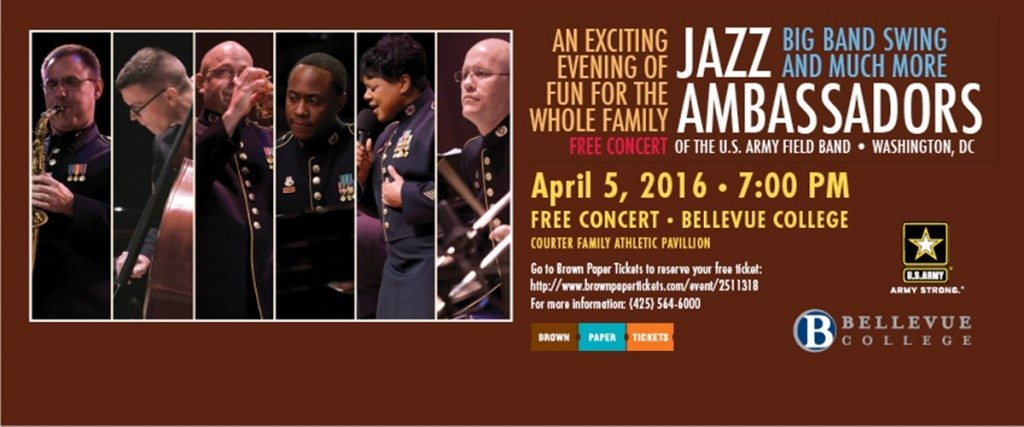 Information for U,.S. Army Field Band concert