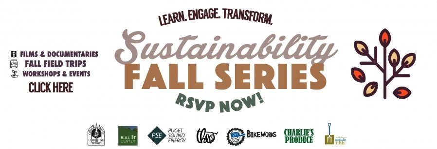 Links to Fall Sustainability Series info page