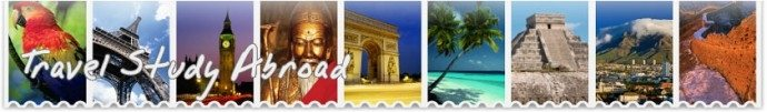 Links to information page for Study Abroad programs