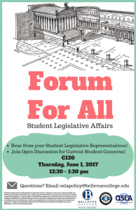 Forum for All poster